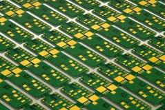 κύκλωμα χαρτονιών που τυπ Στοκ φωτογραφία με δικαίωμα ελεύθερης χρήσης