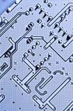 κύκλωμα χαρτονιών Στοκ Φωτογραφίες