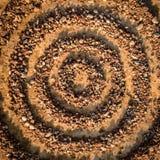 κύκλοι ομόκεντροι Στοκ Φωτογραφίες