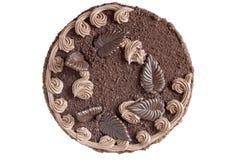 Κύκλος κέικ τρουφών Στοκ εικόνες με δικαίωμα ελεύθερης χρήσης