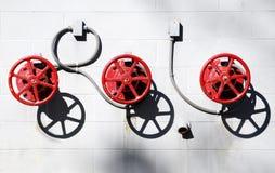 Κύκλος και κύκλος και κύκλος Στοκ Φωτογραφίες
