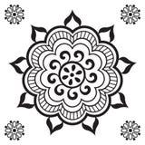 κύκλος προτύπων Στοκ εικόνα με δικαίωμα ελεύθερης χρήσης