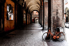 Κύκλος της Μπολόνιας Στοκ Εικόνες