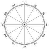 Κύκλος τους βαθμούς που χαρακτηρίζονται με απεικόνιση αποθεμάτων