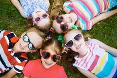 Κύκλος των παιδιών Στοκ Φωτογραφίες