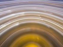 Κύκλος 02 φω'των Abstrac Στοκ Φωτογραφία