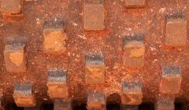 Κύλινδροι αυτού του χάλυβα που χρησιμοποιούνται ως υπόβαθρο Στοκ Φωτογραφίες
