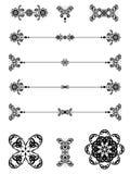 κύλινδρος πεταλούδων 15 τέχνης Στοκ εικόνες με δικαίωμα ελεύθερης χρήσης