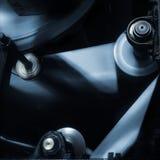 κύλισμα εγγράφου μηχανών Στοκ Εικόνες