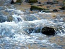κύλισμα ποταμών Στοκ Εικόνα