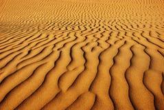 κύματα άμμου Στοκ Εικόνες