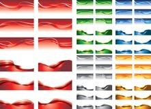 κύματα ανασκοπήσεων απεικόνιση αποθεμάτων