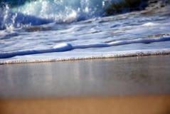 κύματα αφρού Στοκ Εικόνες