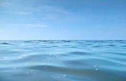 Κύματα ηρεμίας στοκ εικόνες