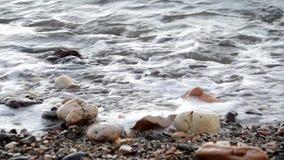 Κύματα θάλασσας μήκους σε πόδηα φιλμ μικρού μήκους