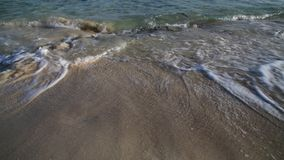 Κύματα θάλασσας στην άμμο, Κύπρος φιλμ μικρού μήκους
