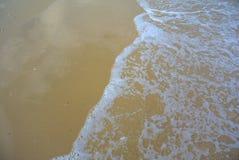Κύματα θάλασσας της Μεσογείου Ισραήλ Στοκ εικόνα με δικαίωμα ελεύθερης χρήσης