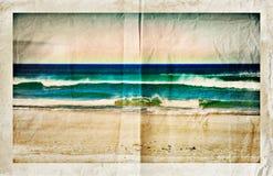 κύματα παραλιών απεικόνιση αποθεμάτων