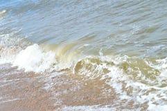 Κύματα παραλιών της Φλώριδας Στοκ Φωτογραφία