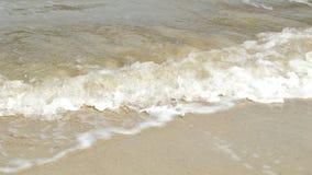 Κύματα παραλιών της Φλώριδας Στοκ εικόνα με δικαίωμα ελεύθερης χρήσης