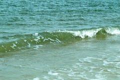Κύματα παραλιών της Φλώριδας Στοκ φωτογραφία με δικαίωμα ελεύθερης χρήσης
