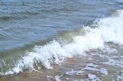 Κύματα παραλιών της Φλώριδας Στοκ Εικόνες