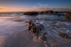 κύματα παραλιών στοκ εικόνα με δικαίωμα ελεύθερης χρήσης