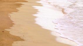 Κύματα που σπάζουν απόθεμα βίντεο