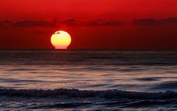 Κύματα πρωινού Στοκ εικόνες με δικαίωμα ελεύθερης χρήσης