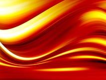 κύματα πυρκαγιάς ελεύθερη απεικόνιση δικαιώματος