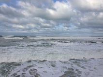 Κύματα ρουζ Στοκ Εικόνες