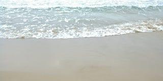 Κύματα στην παραλία Στοκ Εικόνες