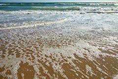 Κύματα στον ωκεανό Στοκ εικόνες με δικαίωμα ελεύθερης χρήσης