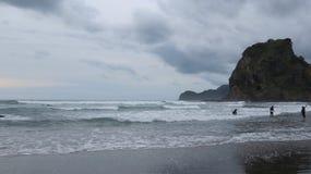 Κύματα της θάλασσας Στοκ φωτογραφίες με δικαίωμα ελεύθερης χρήσης