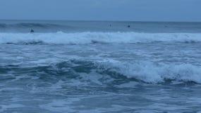 Κύματα της θάλασσας Στοκ Εικόνες