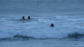 Κύματα της θάλασσας Στοκ εικόνα με δικαίωμα ελεύθερης χρήσης