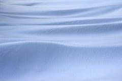 κύματα χιονιού Στοκ Εικόνες
