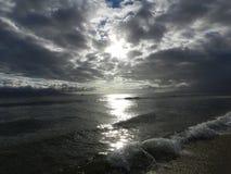 Κύματα Στοκ εικόνες με δικαίωμα ελεύθερης χρήσης