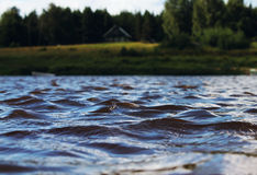 Κύματα Στοκ εικόνα με δικαίωμα ελεύθερης χρήσης