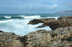 κύματα guincho Στοκ Εικόνα