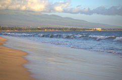 Κύματα Maui Στοκ φωτογραφίες με δικαίωμα ελεύθερης χρήσης