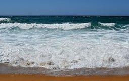 Κύματα SE Στοκ Φωτογραφία