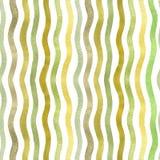 Κύματα Watercolor Στοκ Εικόνες
