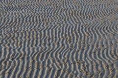 Κύμα άμμου Στοκ Φωτογραφία