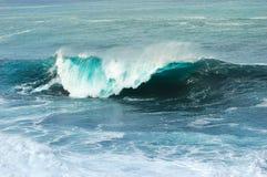 Κύμα θάλασσας Στοκ φωτογραφίες με δικαίωμα ελεύθερης χρήσης