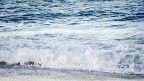 κύμα θαλασσοταραχών συντριβών Στοκ εικόνες με δικαίωμα ελεύθερης χρήσης