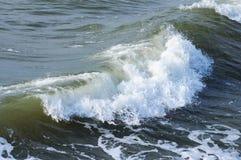 κύμα κυματωγών θάλασσας Στοκ φωτογραφία με δικαίωμα ελεύθερης χρήσης