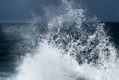 κύμα πλάσματος Στοκ εικόνες με δικαίωμα ελεύθερης χρήσης