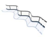 κύμα ταινιών Στοκ Εικόνα