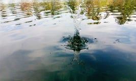 Κύμα ύδατος στοκ εικόνα